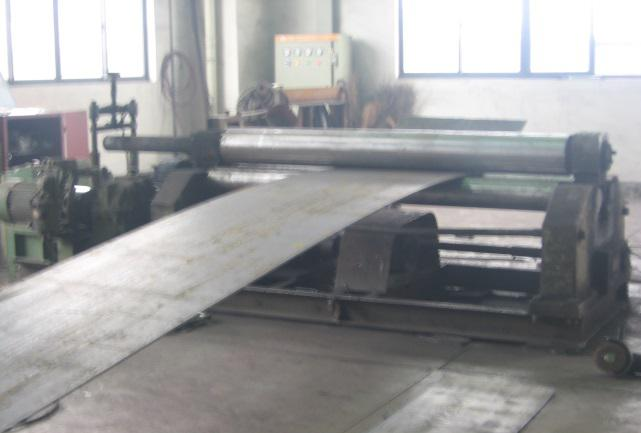 3-Roll Plate Bending Machines 三辊卷板机