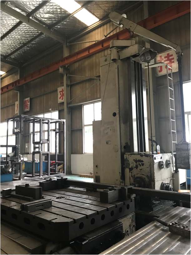 落地镗床-Floor boring machine